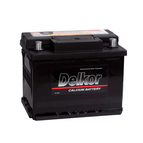 Автомобильный аккумулятор DELKOR Euro 60.1 L2 (56031)