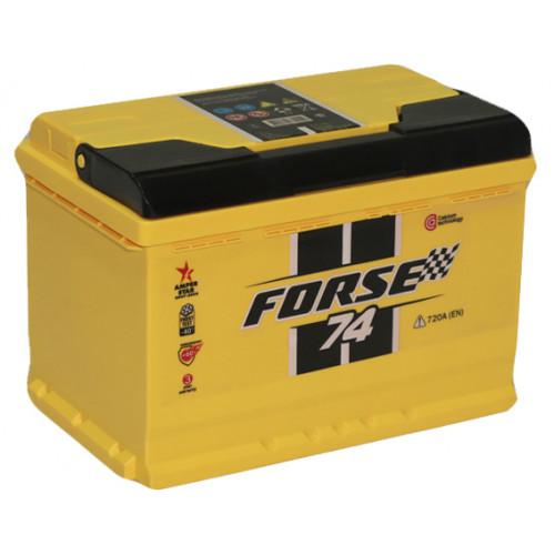Аккумуляторная батарея FORSE 74