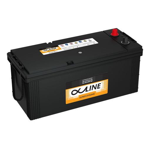 Аккумулятор AlphaLine Super Dynamic 135 Ач (MF135F51L)