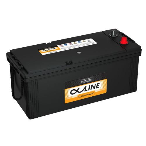 Аккумулятор AlphaLine Super Dynamic 135 Ач (MF135F51R) евро