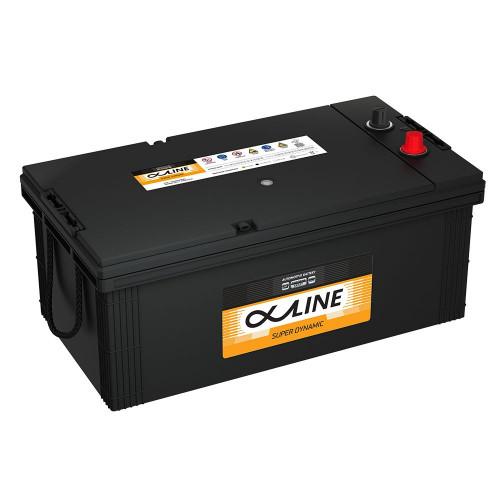 Аккумулятор AlphaLINE 245H52R (220) евро