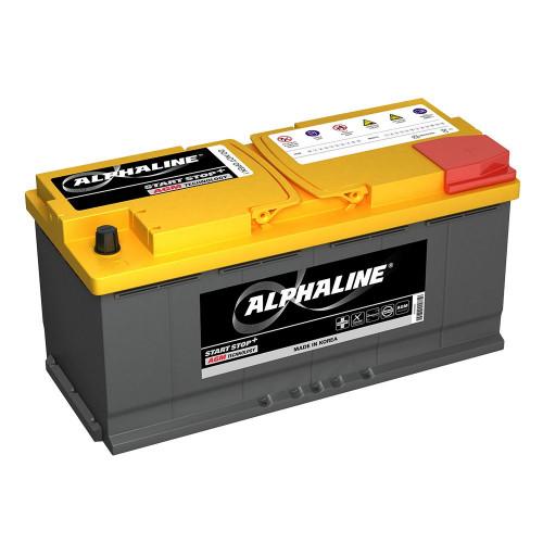 Автомобильный аккумулятор AlphaLINE AGM 105.0 L6 (SA 60520)