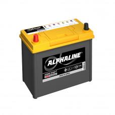 Автомобильный аккумулятор ALPHALINE AGM AX B24R 45Ah