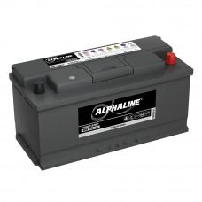 Автомобильный аккумулятор AlphaLINE EFB 110.0 L6 (SE 61010)