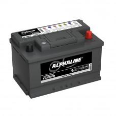 Автомобильный аккумулятор AlphaLine EFB 65 Ач (SE 56510) LB3