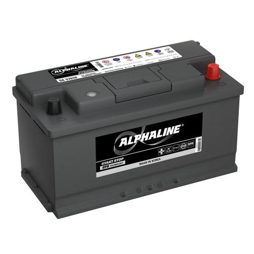Автомобильный аккумулятор AlphaLINE EFB 95.0 L5 (SE 59510)