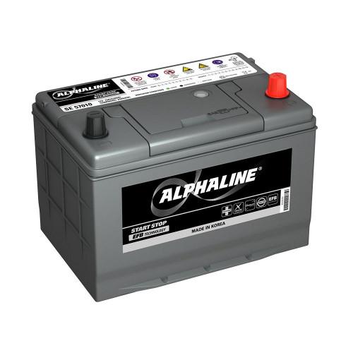 Автомобильный аккумулятор AlphaLine EFB 68 Ач (SE 100D26L)