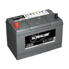 Автомобильный аккумулятор AlphaLINE EFB SE 115D31R (80)