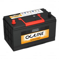 Автомобильный аккумулятор AlphaLINE SD 115D31R (100)