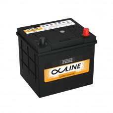 Автомобильный аккумулятор AlphaLine Super Dynamic 58Ач (MF26R-550)