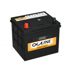 Автомобильный аккумулятор AlphaLine Super Dynamic 58Ач (MF26-550)