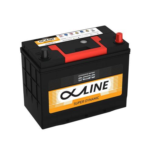 Автомобильный аккумулятор AlphaLINE SD 65B24L (52)
