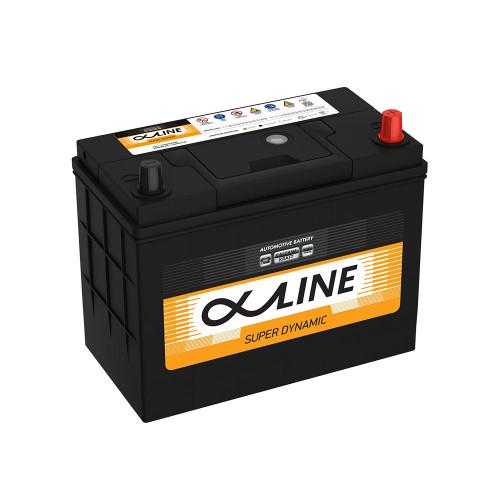 Автомобильный аккумулятор AlphaLINE SD 70B24L (55)