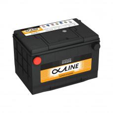 Автомобильный аккумулятор AlphaLINE SD 78-750 (D26) бок