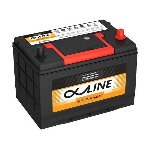 Автомобильный аккумулятор AlphaLINE SD 95D26L (80)