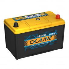 Автомобильный аккумулятор AlphaLINE ULTRA 135D31L (105)