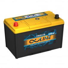 Автомобильный аккумулятор AlphaLINE ULTRA 135D31R (105)