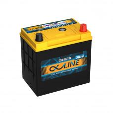 Автомобильный аккумулятор AlphaLINE ULTRA 55B19L 50Ач