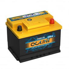 Автомобильный аккумулятор AlphaLINE ULTRA 62.0 LB2 (56200)