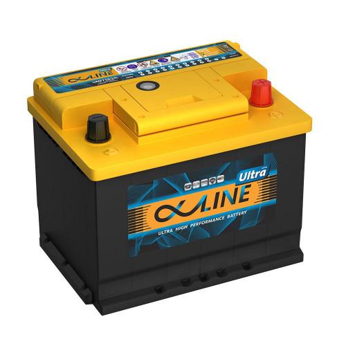 Автомобильный аккумулятор AlphaLINE ULTRA 68.0 L2 (56800)
