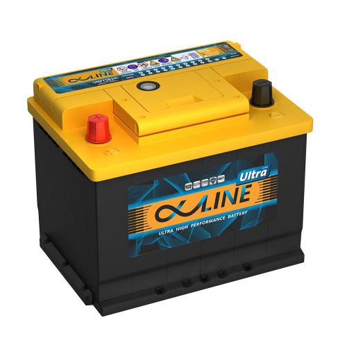 Автомобильный аккумулятор AlphaLINE ULTRA 68.1 L2 (56801)