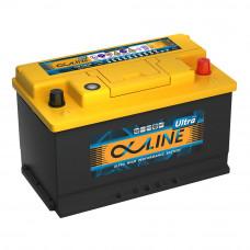 Автомобильный аккумулятор AlphaLine Ultra 90.0 Ач (UMF59000) L4