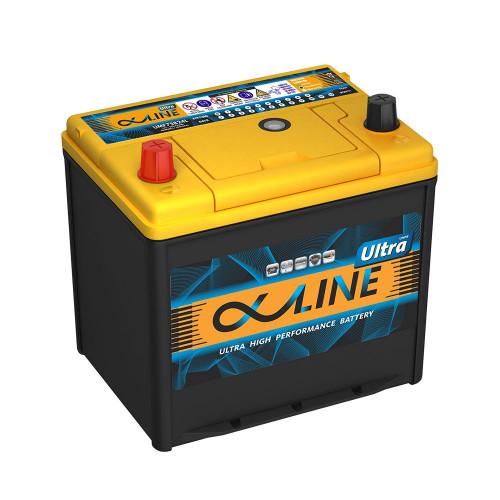 Автомобильный аккумулятор AlphaLINE ULTRA 95D23R (78)