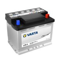 Аккумулятор VARTA Стандарт 560 300 520 6СТ-60.0 L2-2 60 Ач обр