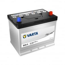 Аккумулятор VARTA Стандарт 575 301 068 6СТ-75.0 VL D26-3 обр