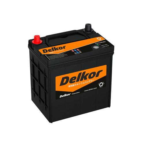 Автомобильный аккумулятор DELKOR (JP) 46B19R (40)