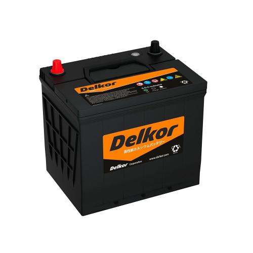 Автомобильный аккумулятор DELKOR (JP) 80D23R (68)