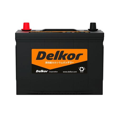 Автомобильный аккумулятор DELKOR (JP) 90D26R (80)