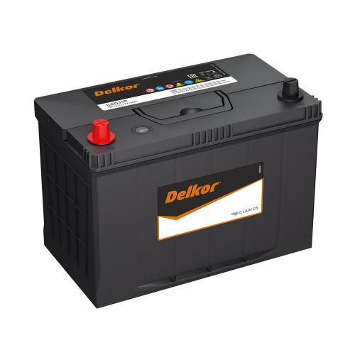 Автомобильный аккумулятор DELKOR 105D31R (90) пр