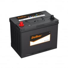 Автомобильный аккумулятор DELKOR 80D26R (75) пр