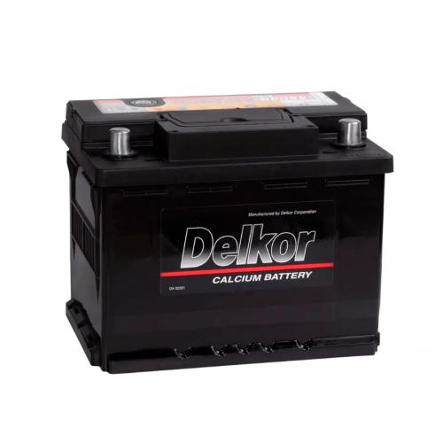 Автомобильный аккумулятор DELKOR Euro 62.0 L2 (56219)