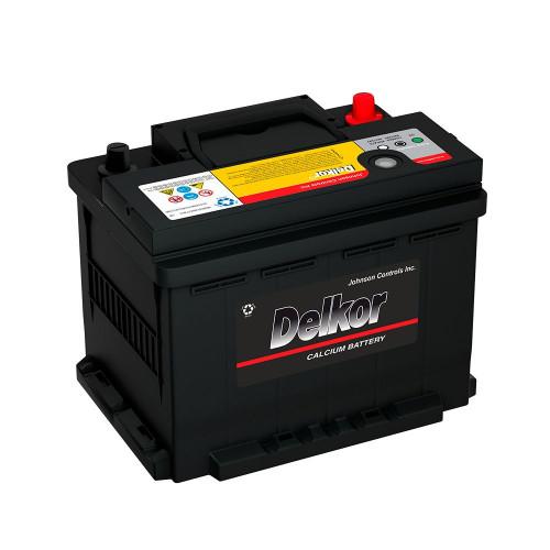 Автомобильный аккумулятор DELKOR Euro 65.1 L2 (56514)
