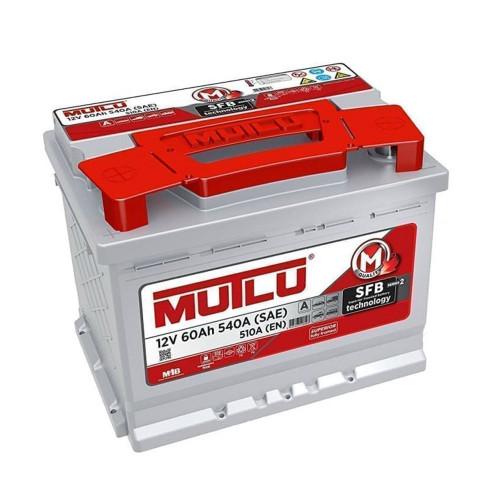 Аккумулятор автомобильный MUTLU (L2) 60 Ач