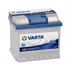 Автомобильный аккумулятор VARTA Blue Dynamic 52 Ah