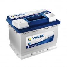 Автомобильный аккумулятор VARTA Blue Dynamic 60 Ah