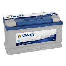 Автомобильный аккумулятор VARTA Blue Dynamic 95 Ah