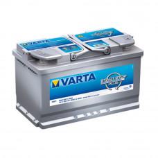 Автомобильный аккумулятор VARTA Start-Stop Plus 80 Ah (AGM)
