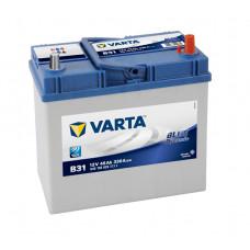 Аккумулятор VARTA Blue Dynamic 45 Ah для азиатских авто с толстыми клеммами