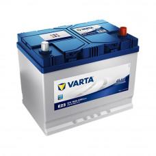 Аккумулятор VARTA Blue Dynamic 70 Ah для азиатских авто