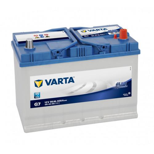 Аккумулятор VARTA Blue Dynamic 95 Ah для азиатских авто
