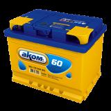 Аккумулятор автомобильный АКОМ 6СТ-60