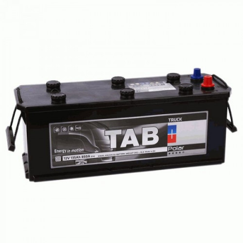 Автомобильный аккумулятор Tab Polar Truck 135