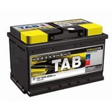 Автомобильный аккумулятор Tab Magic Stop&Go EFB 65