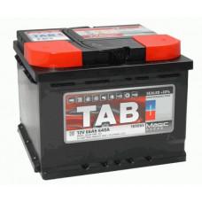 Автомобильный аккумулятор Tab Magic 66