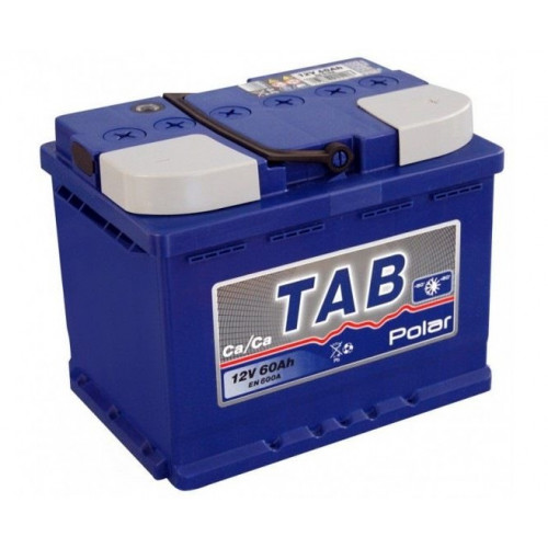 Автомобильный аккумулятор Tab Polar Blue 66