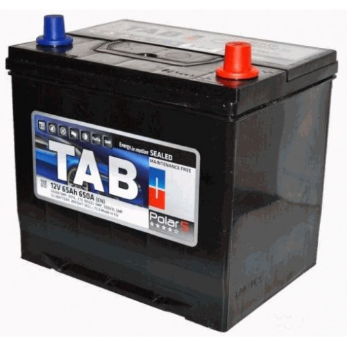 Автомобильный аккумулятор TAB Polar S Asia S75J 75Ah